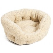 P&L Oval Drop Fronted Cat Softee Bed
