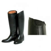 Shires Childrens Long Rubber Riding Boots (Available in 4 Sizes)