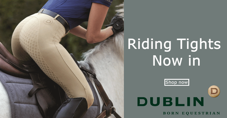 Dublin Riding Tights - Shop Now!