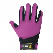 Kids Perfect Fit Glove - Blackberry