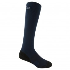 Perfect Fit Over the Calf Socks - Navy