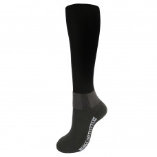 Perfect Fit Over the Calf Socks - Black