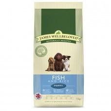 James Wellbeloved Puppy Fish&Rice 2kg