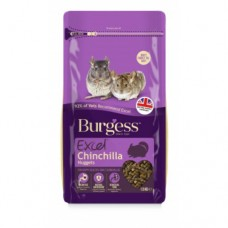 Burgess Excel Chinchilla 1.5kg