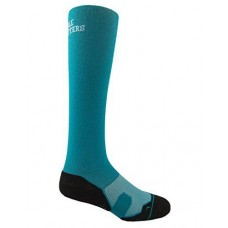 Perfect Fit Over the Calf Socks - Island Blue