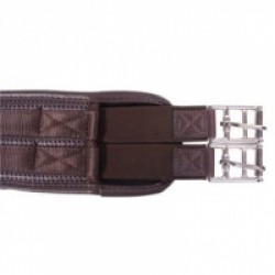Castle Waffle Girth - Black (Available in different sizes)