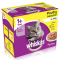 Whiskas Pouch Poultry Selection - 12 x 100g
