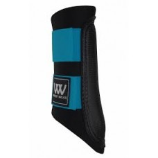 Woof Club Boot  - Turquoise Strap (x-small - large)