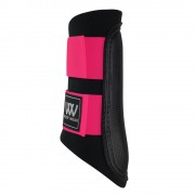 Woof Club Boot  - Magenta Strap (x-small - large)