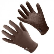 Woof Powerstretch Gloves - Chocolate (Available in 4 sizes)