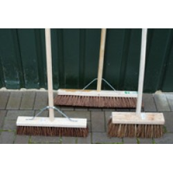 Broom Platform Bahia Mix 18""