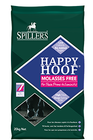 Buy Spillers Happy Hoof Molasses Free 20kg Online Broadfeed